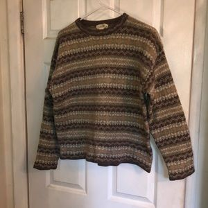 Jcrew wool sweater